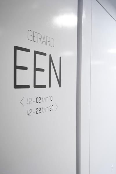 Signage: Gerard, Eindhoven